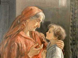 Родная бабука