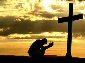 Христианская молитва