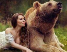 Сон с медведем