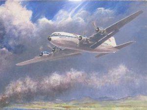 Современный самолёт
