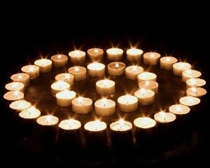 Круг свечей