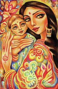 Ведическая мать