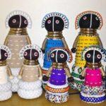 Африканские куклы обереги