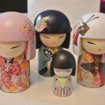 Японские куклы-обереги