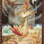 Шут Древнее Египетское Таро