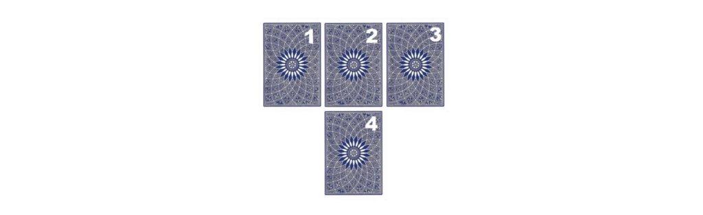 Расклад Ленорман 4 карты