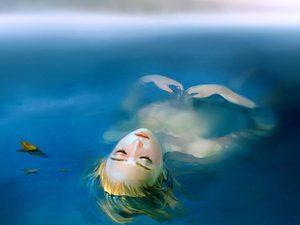 Плавать