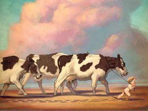 Вести коров