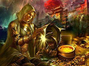 Найти золото