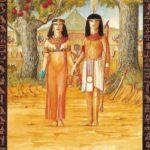 Древнее Египетское Таро Влюбленные