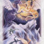 Таро Кельтских Драконов Колесница